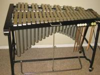I have a Deagan Vibraphone, Tourist model, available