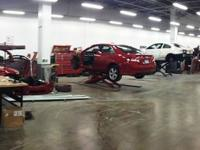 DC Collision is a dealer certified collision center