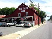 The Old Mill Antique Mall in Mullica Hill, NJ has