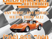 WE MOVED!!!!!   *@ GeorgiaLina Automotive we offer