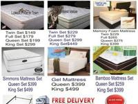 \\\\\\\ Deals ? REAL MATTRESS LIQUIDATION SALE ! \\\\\\