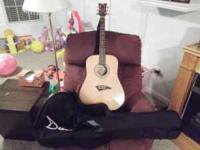 I am selling a Dean acoustic guitar. It is a good
