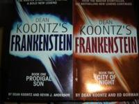 1.} Dean Koontz's FRANKENSTEIN Book One: Prodigal Son &