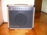 Dean Markley K-50 guitar amplifier for sale. This amp