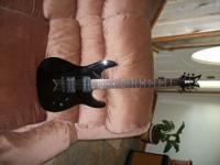 dean vendatta electric guitar plays and sounds very