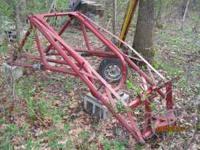 Ford 901 8n Brush Hog Cutter Slingerlands For Sale