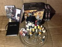 Hi guys!I am selling my Death Note Collection. This