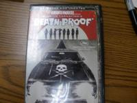 Death Proof (DVD, 2007, 2-Disc Set, Widescreen;