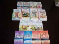 I have 11 hard backs & 59 paper back books by Debbie