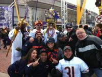 Sun Dec 28, 2014 Noon. Chicago Bears @ Minnesota