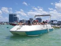 2 Hours Sunset cruises With Captain 5pm - 7pm - $200