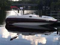 CROWNLINE 212 with trailer potti cabin Consider partial