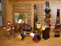 Diverse dimensions of attractive bottles. Great for the