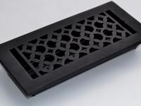 We are the manufacturer of floor registers and grills.
