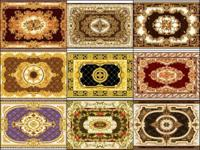 Ceramic Floor tile Rugs. Perfect for Entryways or any
