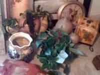 LOTS OF NICE PRETTY THINGS FOR YOUR HOUSE. I HAVE