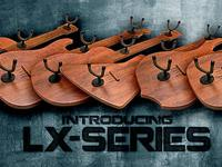 Wall-Axe LX-Series are designed and beautifully made to