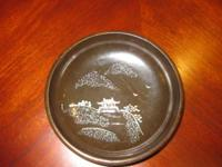 Decorative hand made plate, can be used for numerous