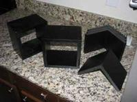 I have a set of 6 small decorative shelves for sale for