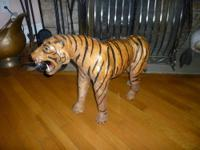Decorative Tiger For those of you that like the African