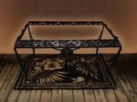 Decorative Wrought Iron (Table Frame) with out Glass