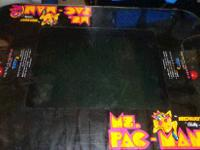 FOR SALE: Dedicated Ms Pac-Man Arcade Game Cocktail