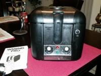 Cool Touch Deep Fryer. Owners manual, Recipes,