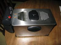 Bravetti Platinum Pro Professional Deep Fryer EP65 for