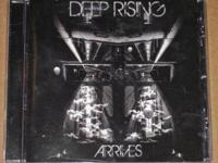 USED Deep Rising Album: Arrives Year 2011 10 Songs: 1.
