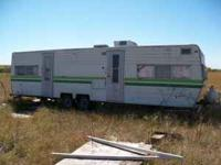 I have a 28 to 30 ft travel trailer that I used last