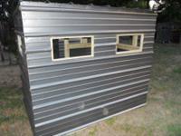 """Metal"" Box Blinds - Custom Built - 4' x 6'. 2x4"