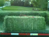 Have 75-80lb bales of 4th cutting alfalfa for