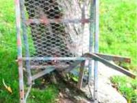 Used tree climber, camo. Nice shape. Call, email or