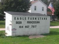 WE CAN PICK UP AND DELIVER WILL CUT YOUR DEER ANYWAY