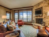 With beautiful views of Bald Mountain perfectly framed