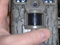 MOULTRIE M-80X MINI NO FLASH DEER CAM. TAKES PICS, AND