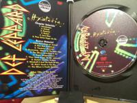 Def Leppard : Hysteria DVD   This program takes a track