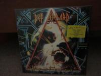 Def Leppard - Hysteria. Original (NOT a reissue) LP