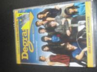 I have the twelfth season of Degrassi brand new with