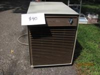 I have a good dehumidifier for sale. $40  Works good.