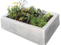 Dekorra Garden Boxes are designed to compliment any
