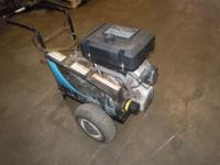 This professional series pressure cleaner works great!