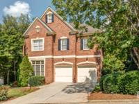 Delightful Brookhaven all brick home, grand living