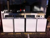 DISCOUNT APPLIANCE WAREHOUSE  WASHER AN DRYER