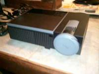 Dell 1209S projector: 2008 model, brightness (2500