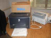 DELL HEAVY DUTY 1700 PRINTER WITH EXTRA TONER CARTRIDGE