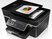 Dell 715w Color Printer/Scanner/Fax All in One Machine.