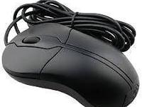 Dell 0XN967 Optical 3-Button Scroll USB Mouse, like