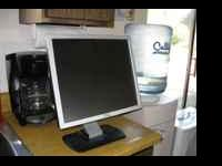 "For Sell Dell Computer Monitor 17"" in good condition."