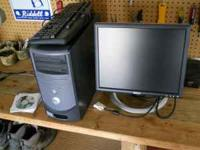 Dell Inspiron 4700 pc, 5 yrs old, had very little use